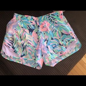 Lilly Pulitzer luxletic shorts